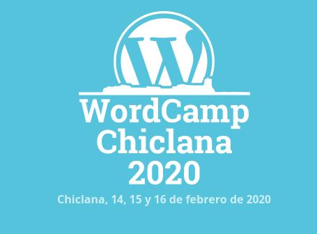 WordCamp Chiclana - Crear un plugin WordPress thumbnail